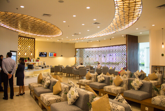 T/G Lounge International Ngurah Rai Bali