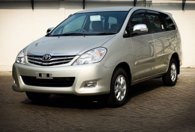 Airport Transfer In - Toyota Innova (INV-Z1)