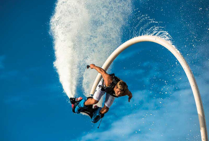 FLY BOARD - Watersport Activity