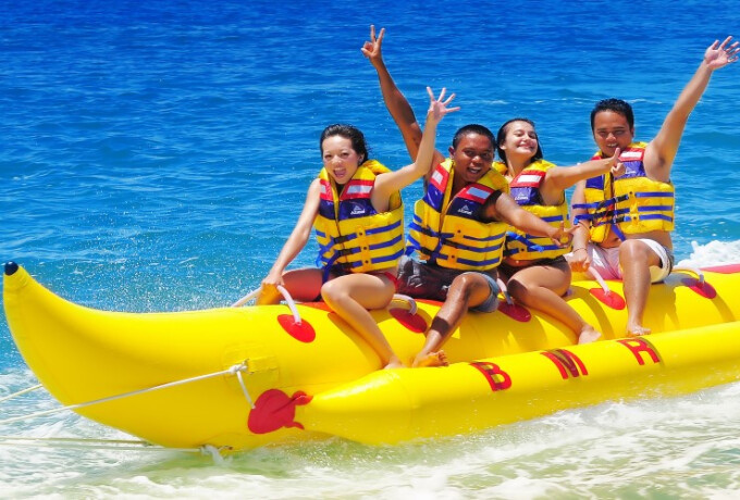 Banana Boat -Explore Tanjung Benoa photo 1