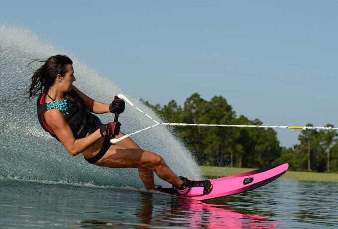 Water Ski or Wake Board - Watersport in Bali